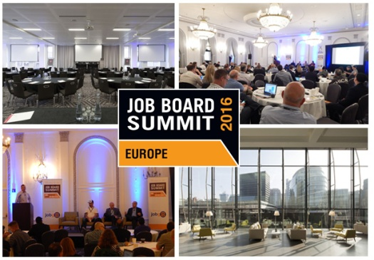 The venue of 2016 Job Board Summit Europe